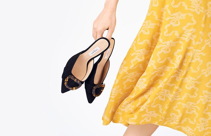 91bd045b0fb1 Women s Flat Shoes